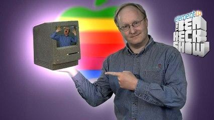 Dirty Jobs - Ben Tears Down a Mac Classic