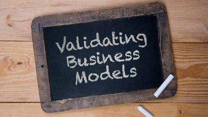 Validating Business Models