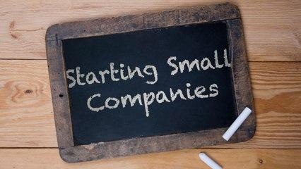 Starting Small Companies