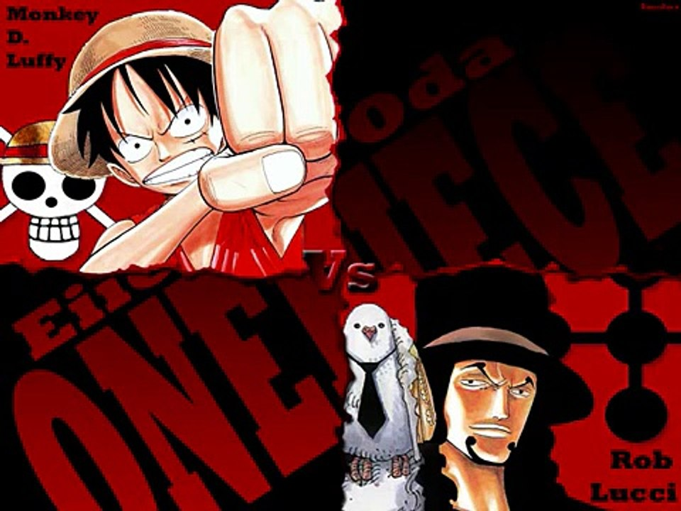 One Piece OST Luffy vs Lucci