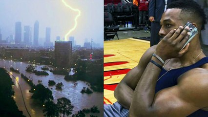 Dwight Howard and Rockets Fans Stranded at Arena After Game 4 Win