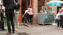 Handicap et accessibilité : un voyage test en France (France 3 Bretagne)