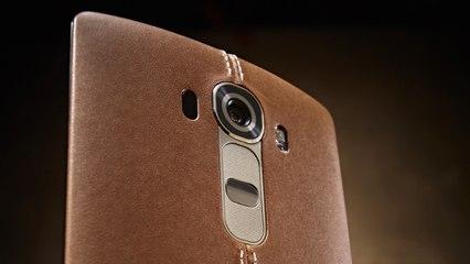 LG G4: First Impressions!