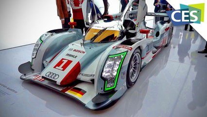 The Amazing Cars of CES 2013!