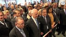 Inauguration du nouveau Consulat Général d'Italie en Belgique à Charleroi
