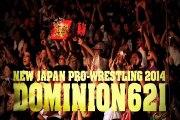 Full Movie  NJPW Dominion 6.21  (2014)  Streaming Online Part I