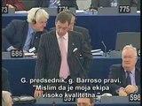 Nigel Farage: Kdo je kdo v Evropski komisiji