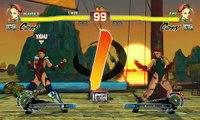 Ultra Street Fighter IV battle: Cammy vs Cammy