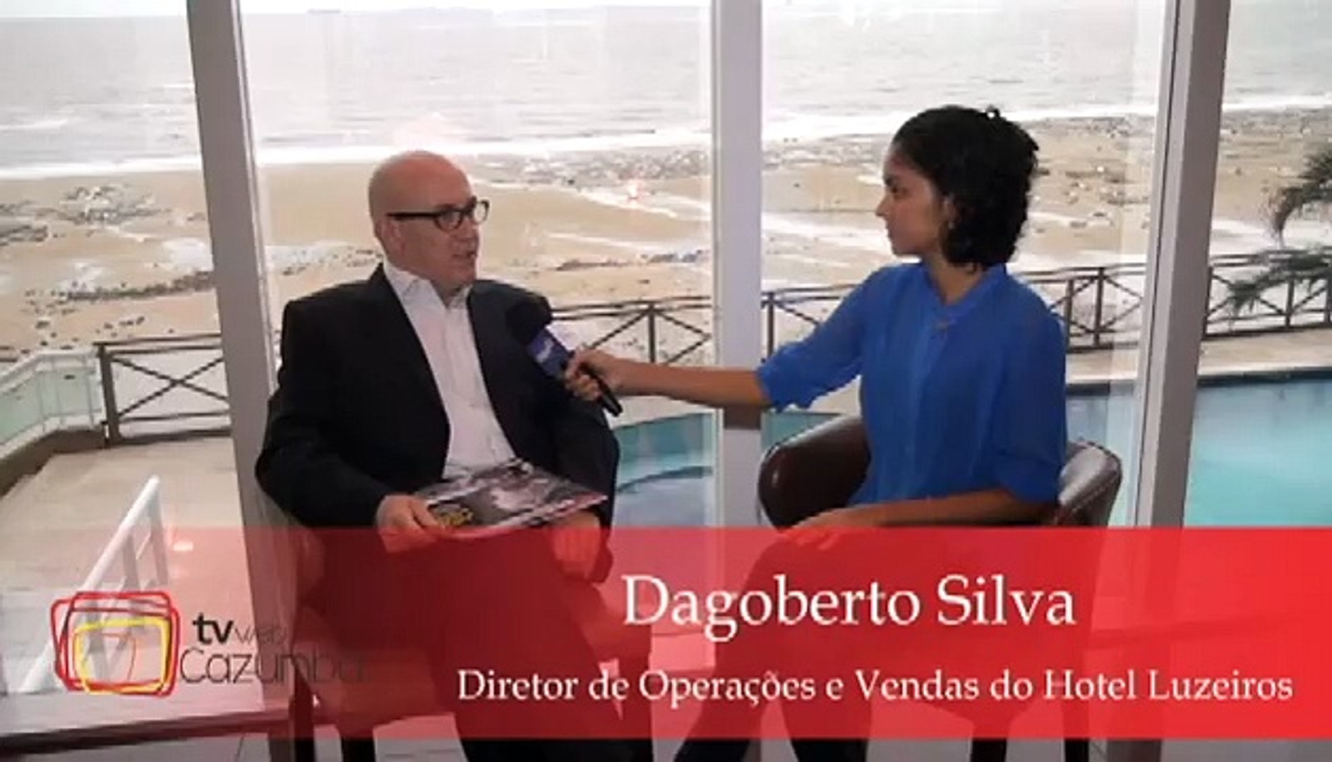 Turismo de Negócios e Eventos: entrevista com o Diretor de Operações do Hotel Luzeiros