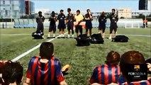 2014 FC Barcelona Summer Soccer Camps and Football Fútbol Camp Barcelona, Spain