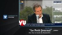 Zapping TV : le (long) moment d'absence de Jean-Jacques Bourdin pendant une interview