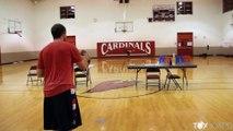 Zach LaVine : Dunks stratosphériques avec un ballon de foot us