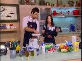 staroetv.su / Смак (Первый канал, 01.12.2007) Екатерина Стриженова