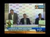 Quito: Habilitarán 15 accesos alrededor del parque Bicentenario