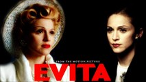 Evita Soundtrack - 11. Don't Cry For Me Argentina