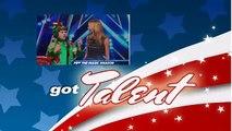 America's Got Talent 2015   Auditions 1   Piff the Magic Dragon   Comedic Magician 5 26 15