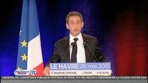 """Nicolas Sarkozy : """"Hollande voulait choisir lui-même le nouveau nom de l'UMP..."""""""
