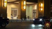 تمشاية الشباب في شوارع قطر  Cruising with friends in Qatar