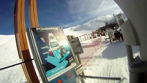Snowboard Les 2 Alpes L2A Freestyle Land