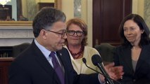 Sen. Franken Stands Up for Biodiesel and Renewable Fuels