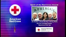 Red Cross Heroes - Spirit of the Red Cross - American Red Cross Apheresis Blood Donors
