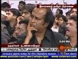Legend KAMAL HAASAN speaks @ Fasting for Eelam Tamils.