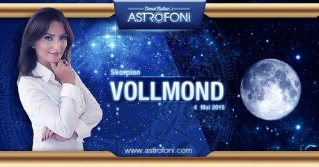 Vollmond Skorpion 04 Mai 2015