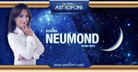 Taurus Neumond am 18. Mai 2015