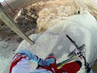 Unbelievable mountain biking