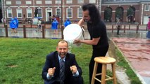 "Yanni and James ""Murr"" Murray from Impractical Jokers ALS Ice Bucket Challenge"