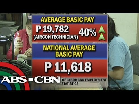 DOLE identifies high-paying jobs