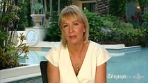 I'm A Celeb: Evicted Nadine Dorries lashes out