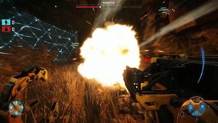 Arena Mode: A Domed DeathMatch de Evolve