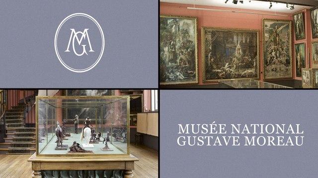 Bande-annonce-Musée Gustave Moreau