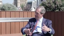 Chat Politics - Nigel Farage on EU referendums, drugs liberalisation and a perfect Sunday, Sep 2013