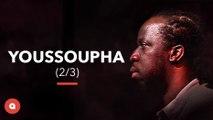 """Youssoupha, l'interview (2/3) : """"On peut être français et fier d'être noir ou musulman"""""""