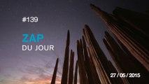 ZAP DU JOUR #139 : Moonwalk en BMX / Galaxy S6 Edition Iron Man / Un miroir en fourrure / LEGO fps /