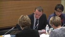 Examen en commission des Lois de la proposition relative au statut et à l'accueil des gens du voyage, le 27 mai 2015