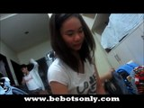 Filipina Pinay Girl Next Door Philippines Shih Tzu Puppy Dog Biting BebotsOnly Living Philippines