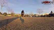 Frankie's Birthday Mega Sesh           Motorcycle Wheelies Tricks Crashes Stunts Stoppies