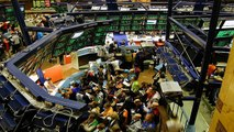 Wall Street traders NYSE tour best online stock trading