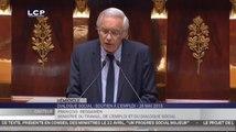TRAVAUX ASSEMBLEE 14E LEGISLATURE : Discussion du projet de loi relatif au dialogue social et à l'emploi