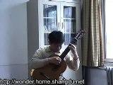 Asturias wonderwings 孙处天 古典吉他 classical guitar solo
