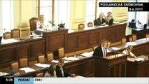 Lubomír Zaorálek koalici: Lidé jsou pro vás jen odpad a plebs