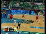 Sarunas Jasikevicius vs Olympiacos