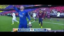 El Clasico ● Barcelona vs Real Madrid Promo || HD||