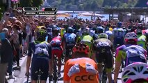 Giro d'Italia 2015: Stage 17 / Tappa 17 highlights
