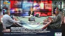 Emmanuel Lechypre : La FIFA a empoché 4 milliards d'euros lors de la dernière Coupe du monde au Brésil – 27/05