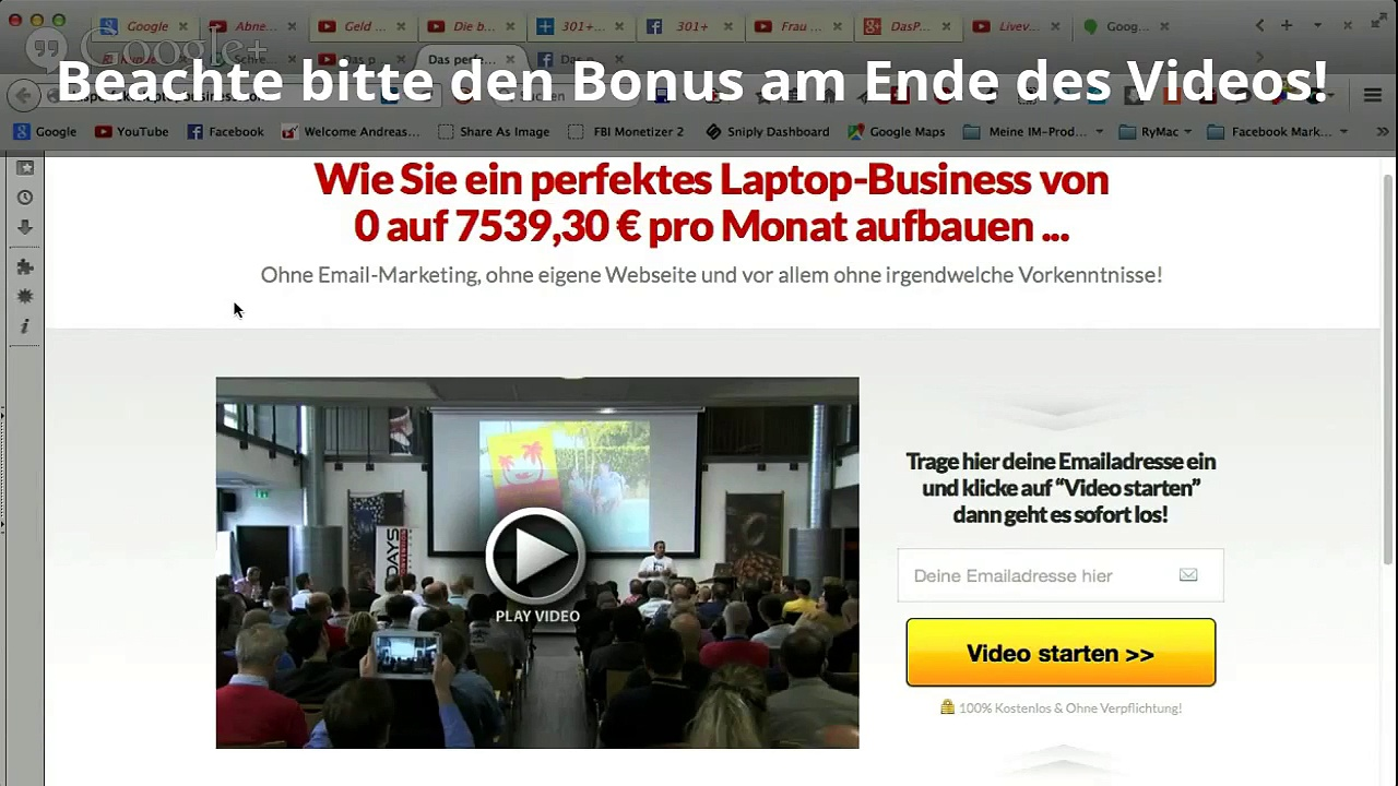 Laptop Business Affiliate Marketing