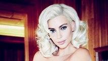 Kim Kardashian Topless for 'Vogue Brasil' in Marilyn Monroe-Inspired Photo Shoot